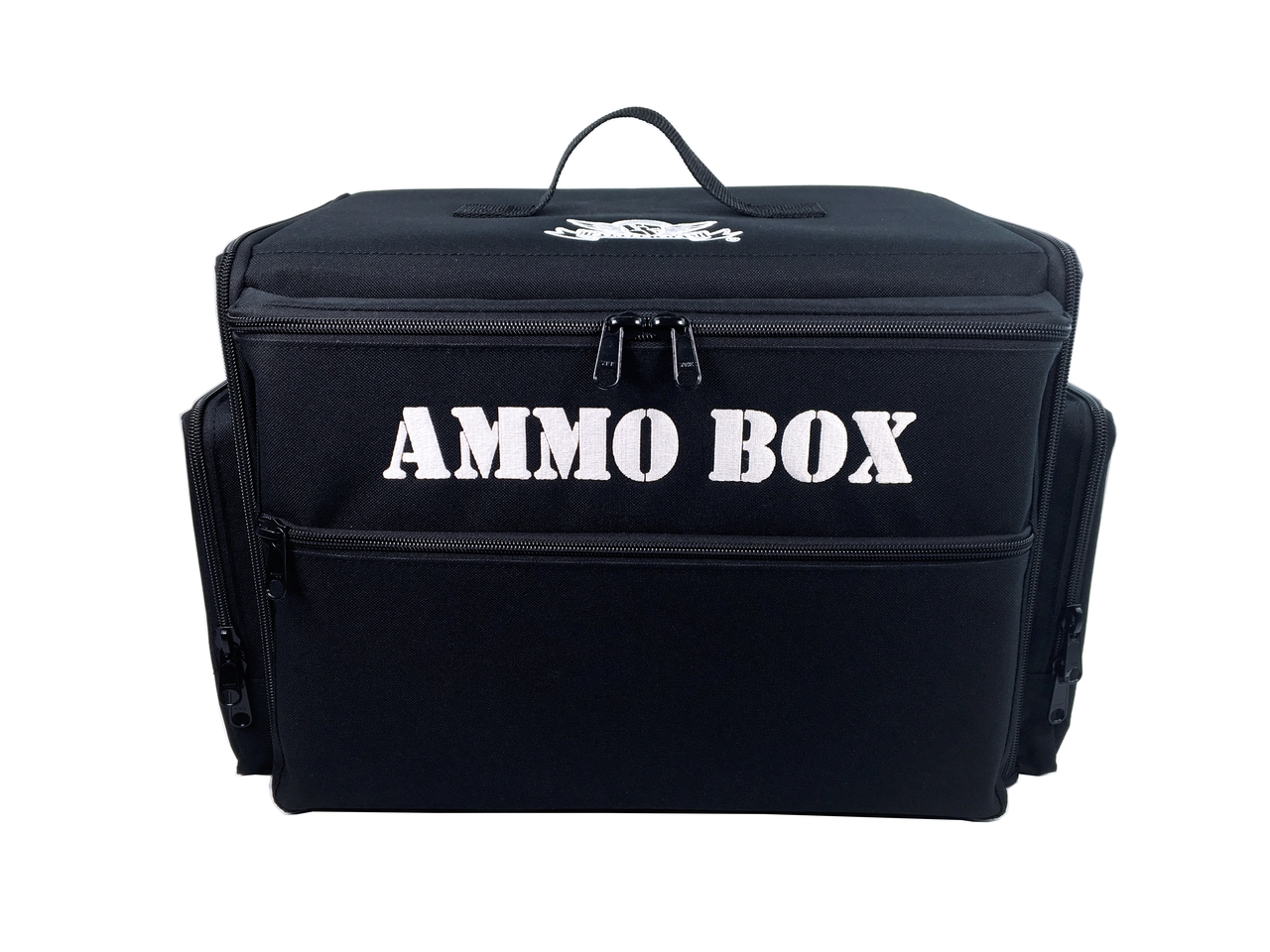 Battlefoam: Ammo Box Bag: Standard Load Out for 15-20mm Models (Black Ops)