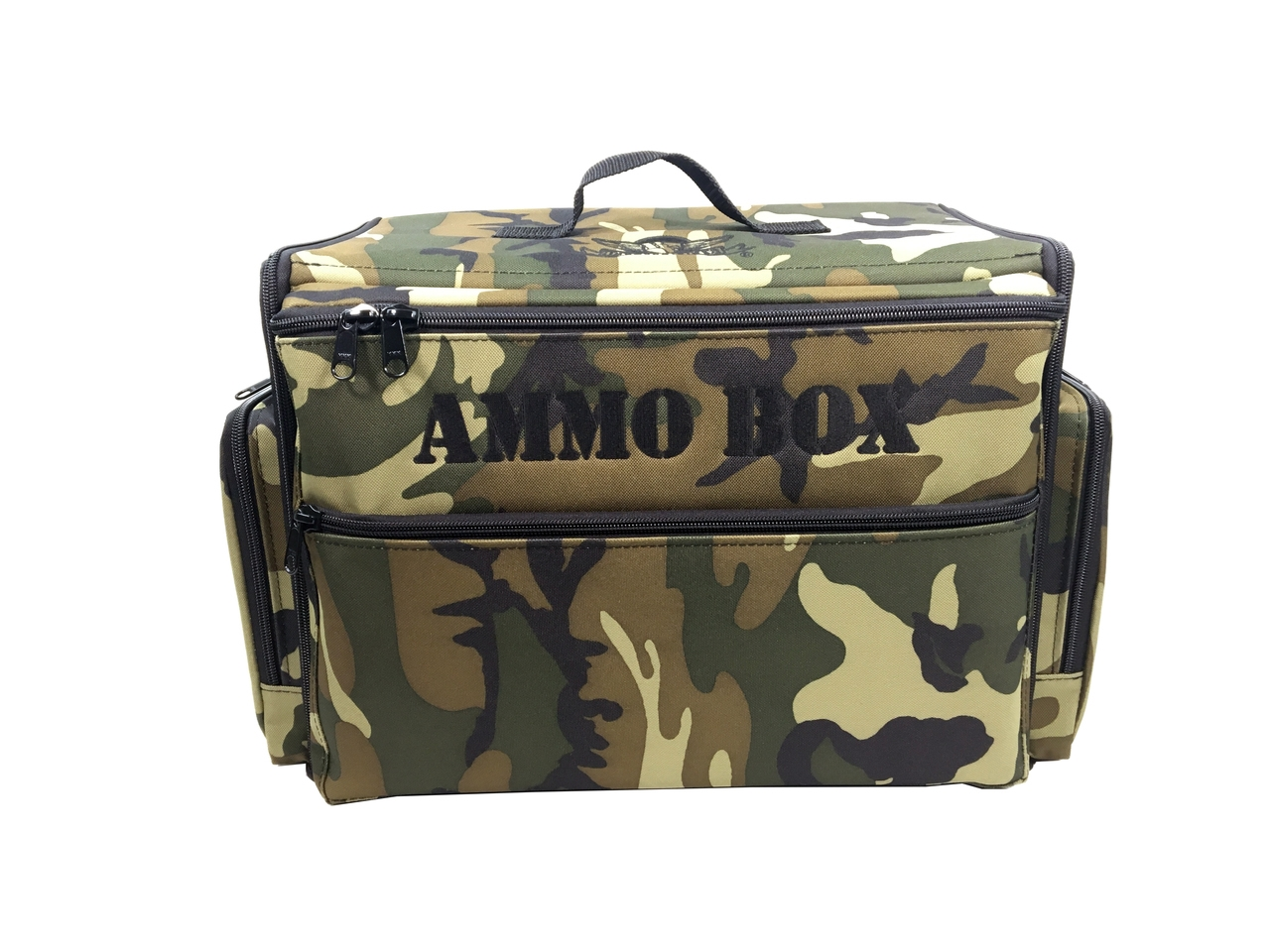 Battlefoam: Ammo Box Bag: Empty (Camo)