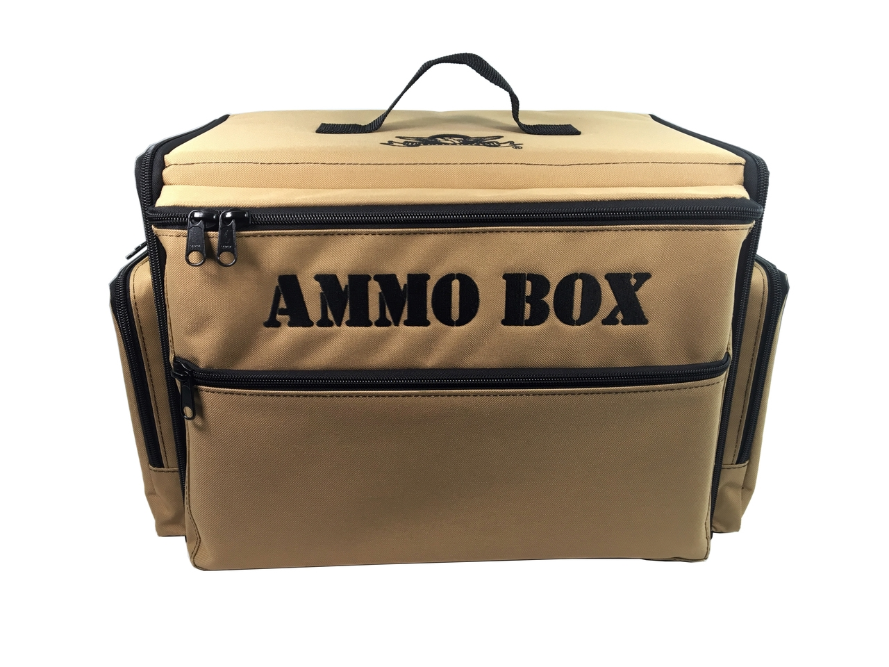 Battlefoam: Ammo Box Bag: Empty (Desert Khaki)