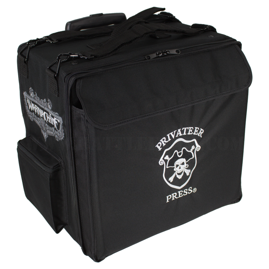 Battlefoam: Privateer Press Big Bag with Wheels (Empty) [WARMACHINE BUNDLE DEAL]