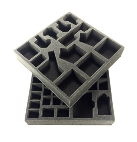 Battlefoam: Super Dungeon Explore- Forgotten King Foam Tray Kit