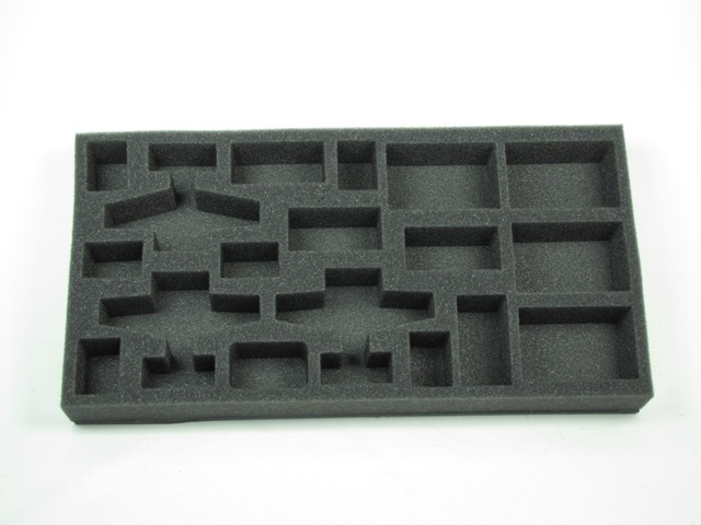 Battlefoam: Team Yankee- US Airplane and Artillery Foam Tray (US06BFM-1.5)