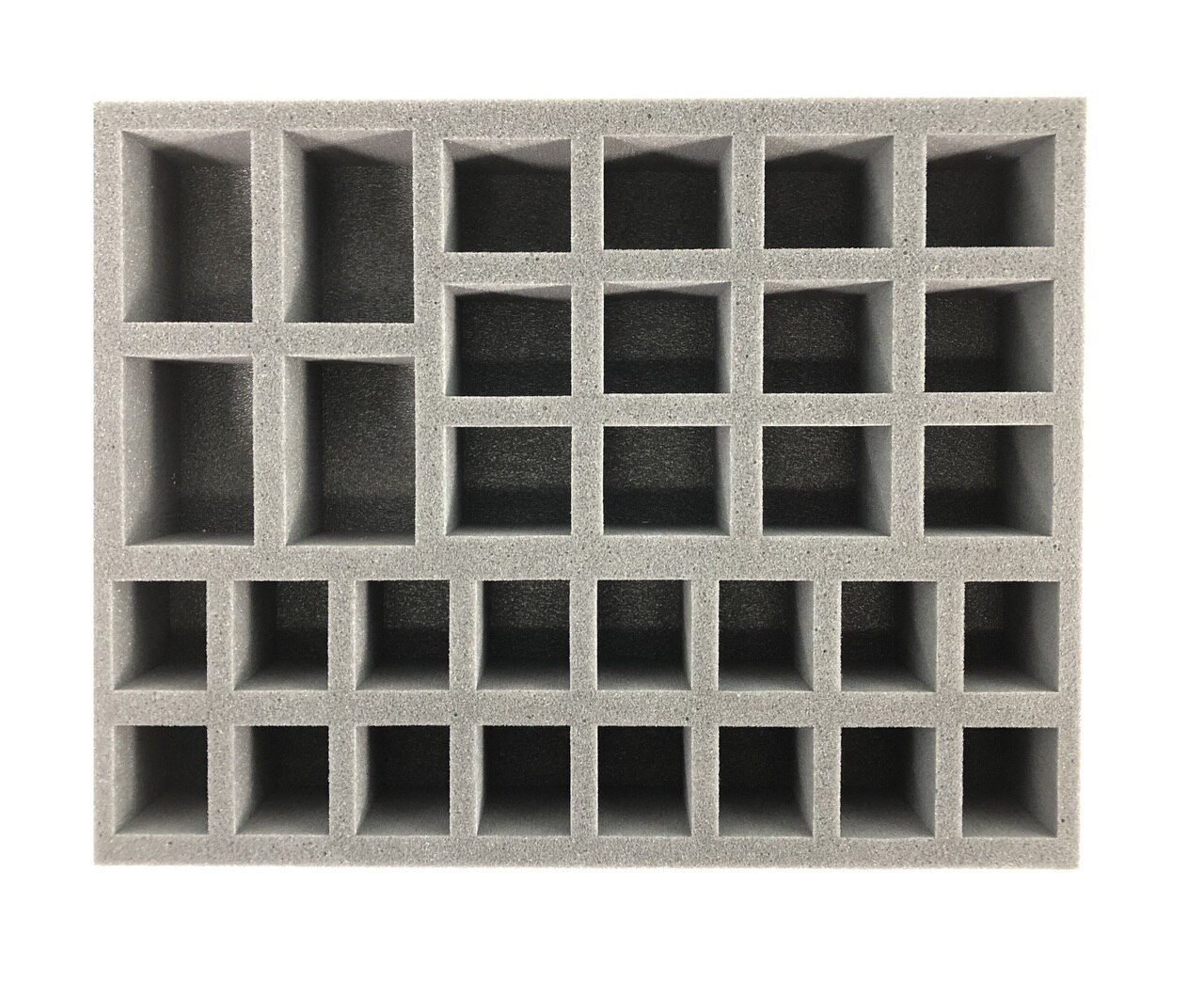 Battlefoam: WH40K: Chaos Space Marine Heavy Support Foam Tray (BFL-2.5)