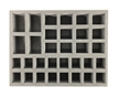 Battlefoam: WH40K: Chaos Space Marine Heavy Support Foam Tray (BFL-2.5) - BF-BFL-CSMHES [810346036362]