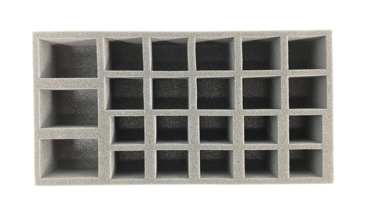 Battlefoam: WH40K: Chaos Space Marine Heavy Support Foam Tray (BFM-2.5)