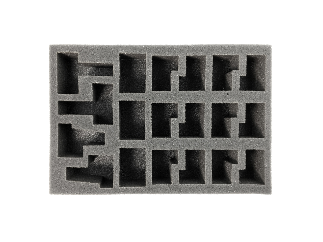 Battlefoam: WH40K: Dark Eldar: Specialty Troop Foam Tray (BFS-1.5)