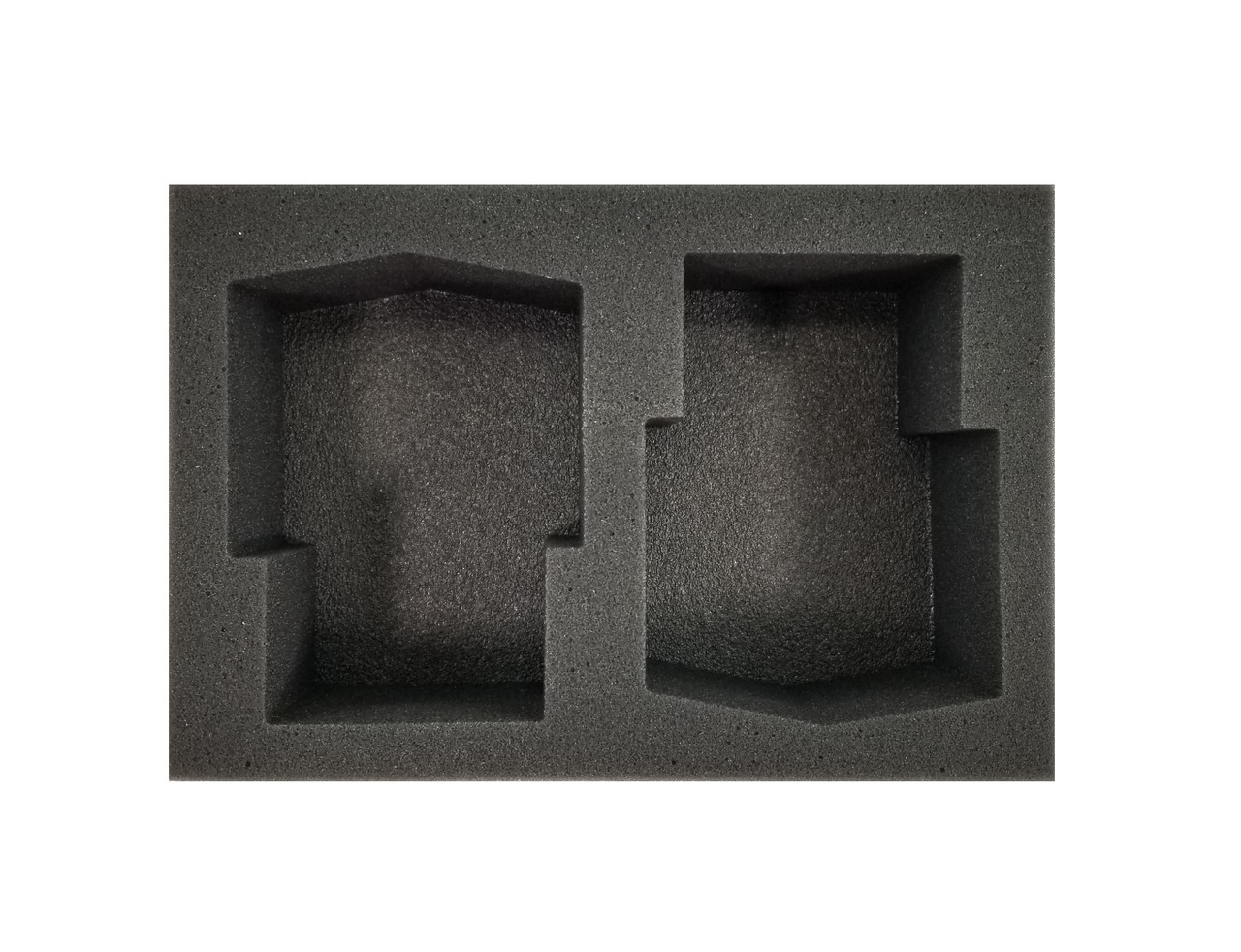Battlefoam: WH40K: Death Guard: 2 Plagueburst Crawler Foam Tray (BFS-3)