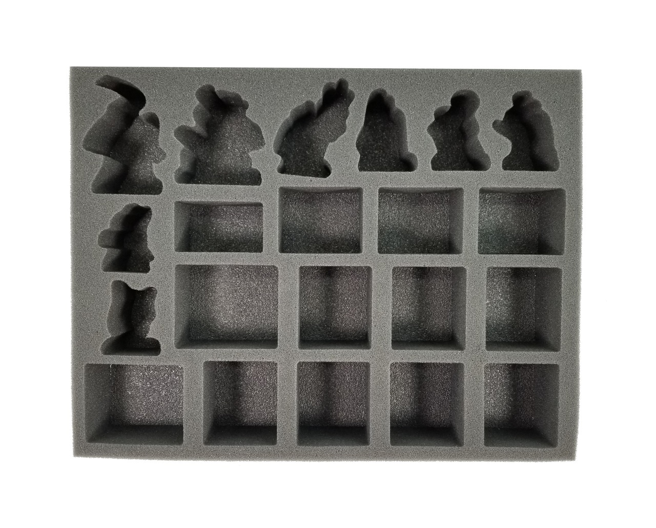 Battlefoam: WH40K: Death Guard: Character Foam Tray (BFL-2)