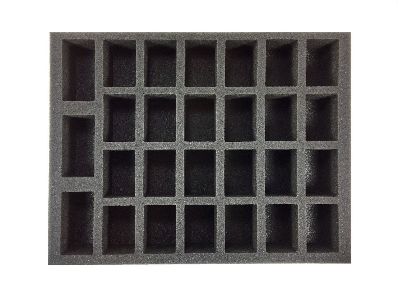Battlefoam: WH40K: Death Guard: Marines Troop Foam Tray (BFL-2)