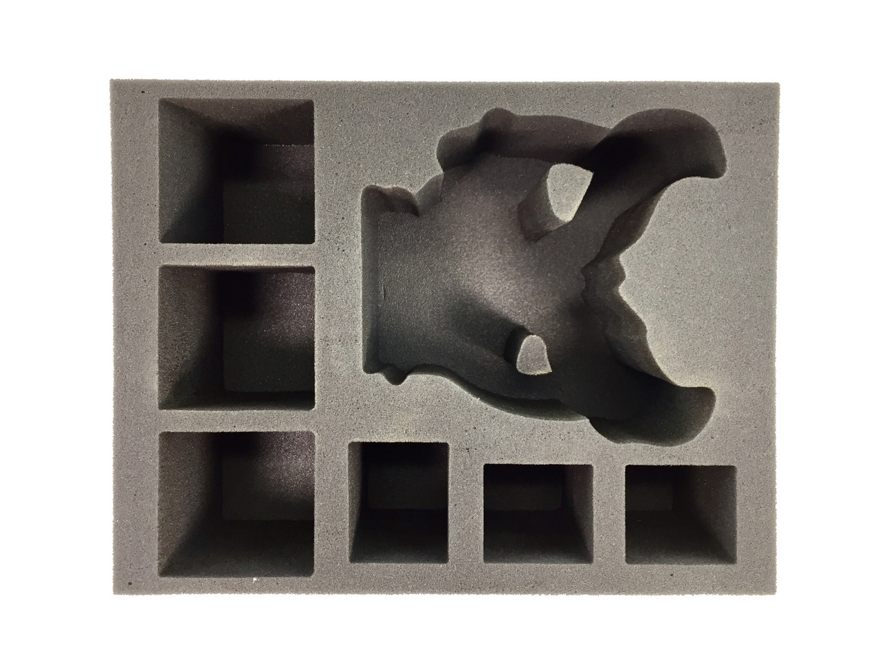 Battlefoam: WH40K: Death Guard: Mortarion the Reaper Foam Tray (BFL-5)