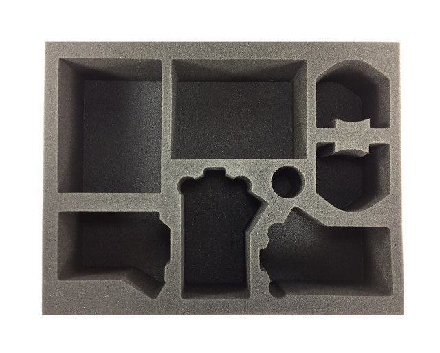 Battlefoam: WH40K: Genestealer Cults: Vehicle Foam Tray (BFL-3.5)