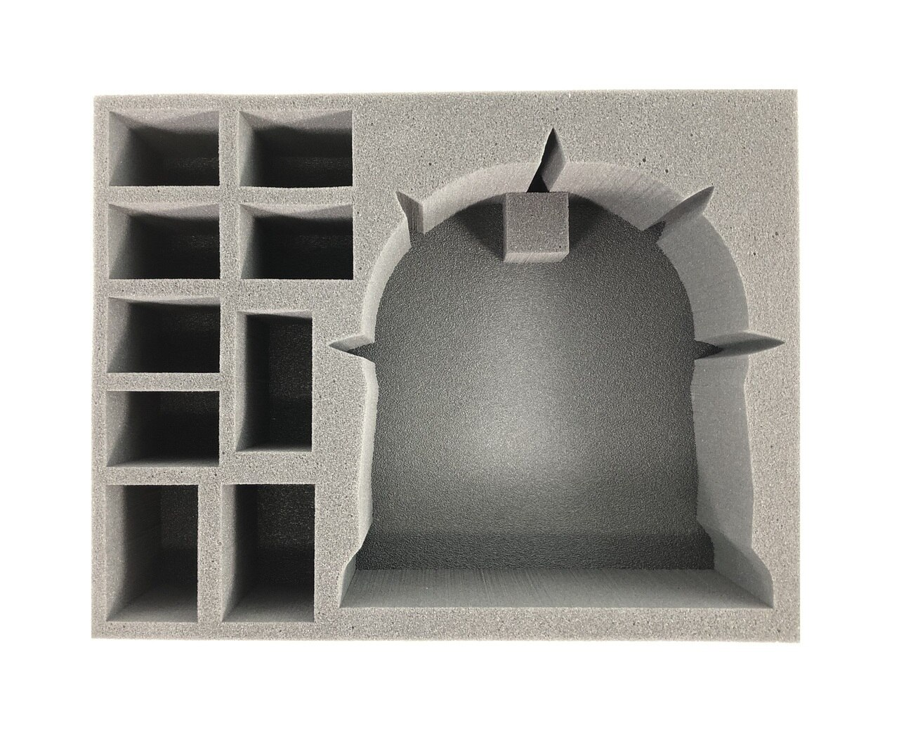 Battlefoam: WH40K: Noctilith Crown Foam Tray (BFL-4)
