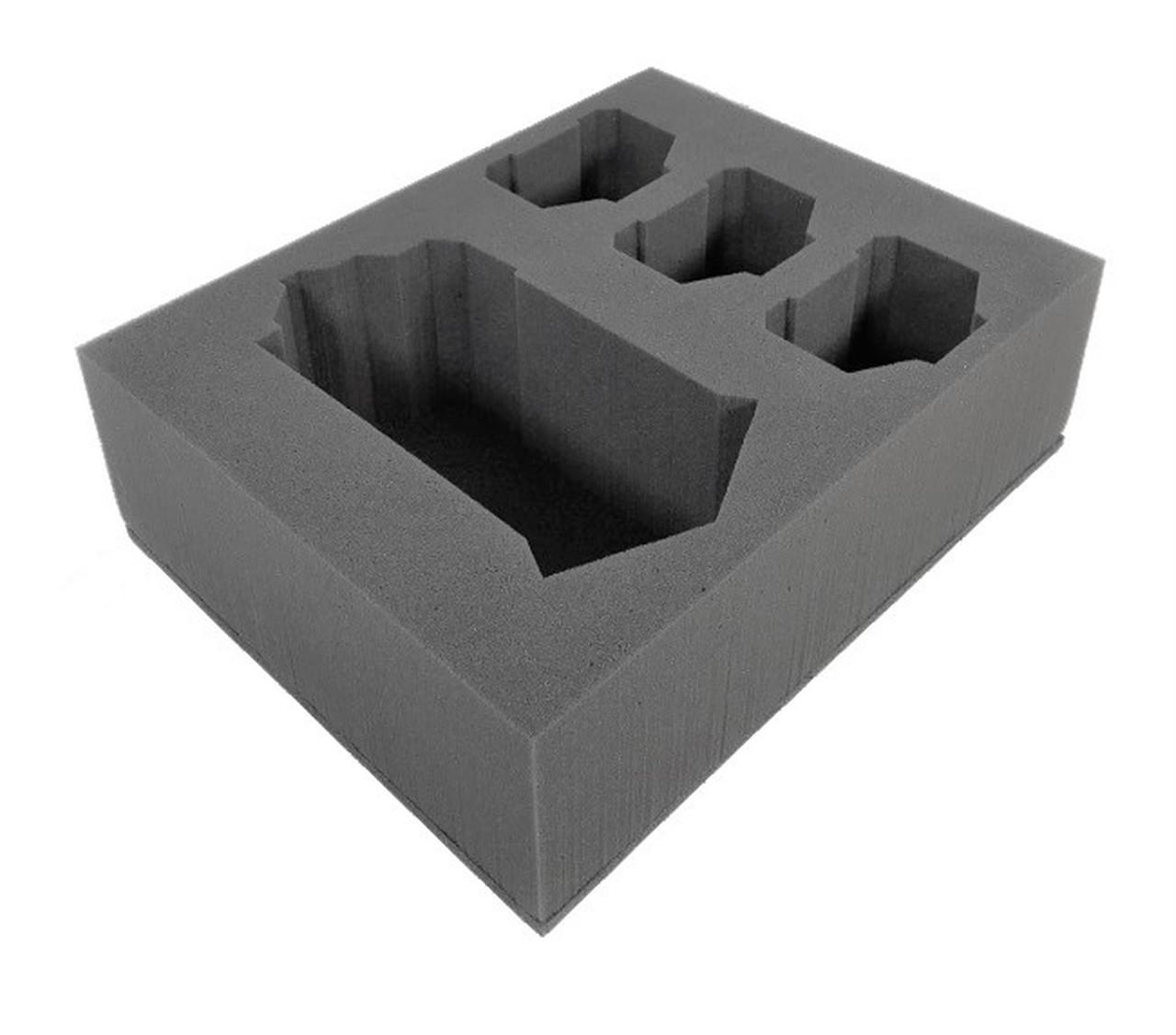 Battlefoam: WH40K: Orks: Tray: 1 Kill Bursta/Blasta 3 Killa Kan Foam Tray (BFL-4.5)