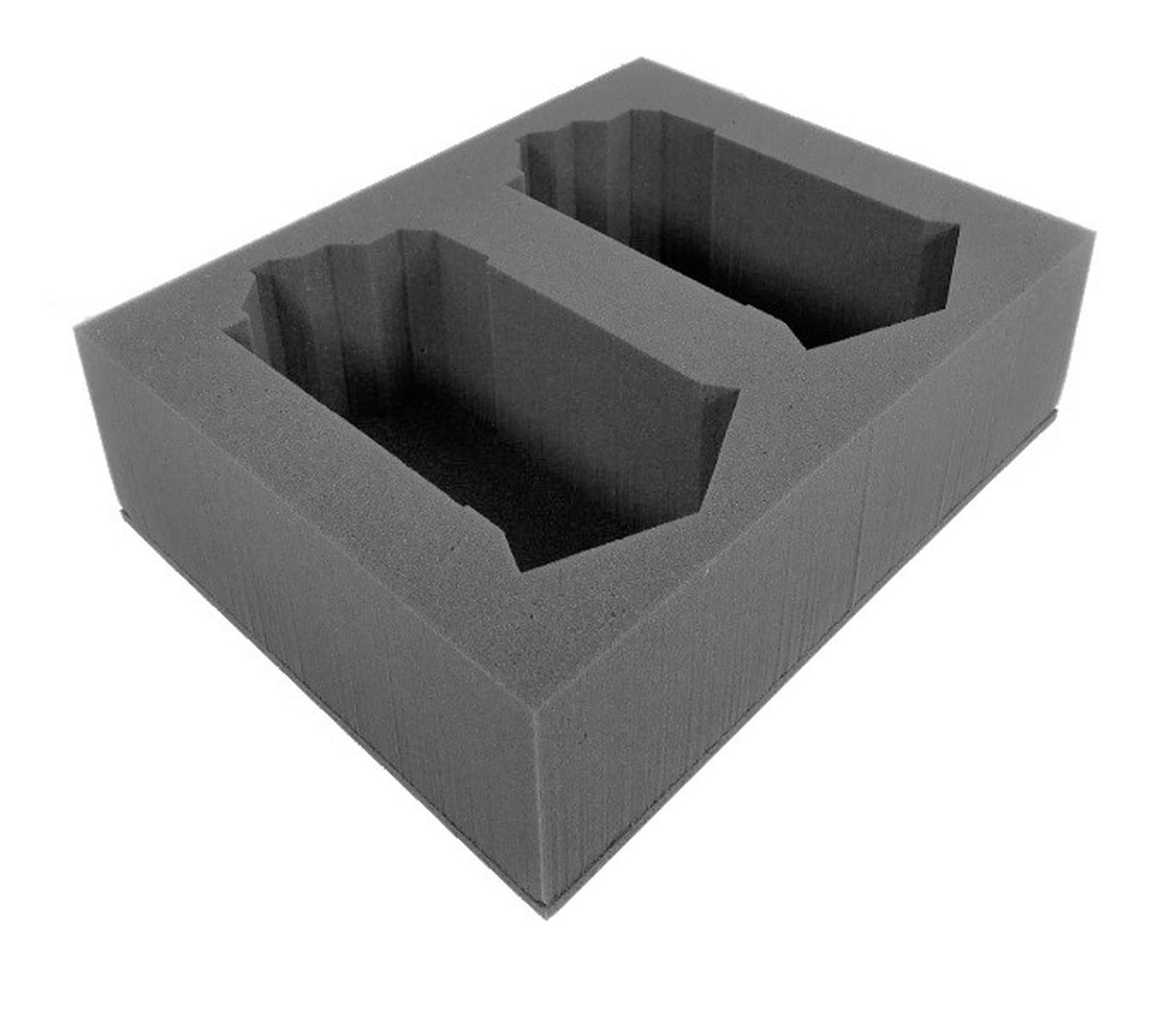 Battlefoam: WH40K: Orks: Tray: 2 Kill Bursta/Blasta Foam Tray (BFL-4.5)
