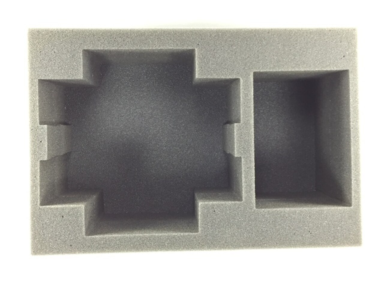 Battlefoam: WH40K: Space Marine: 1 Land Raider 1 Rhino Foam Tray (BFS-4)