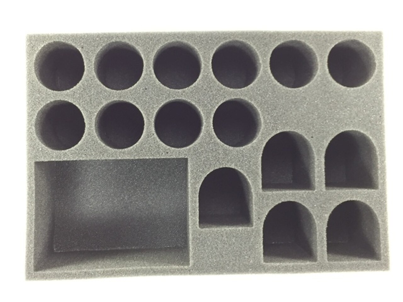 Battlefoam: WH40K: Space Marine: 1 Rhino 5 Terminator 10 Troop Foam Tray (BFS-3)
