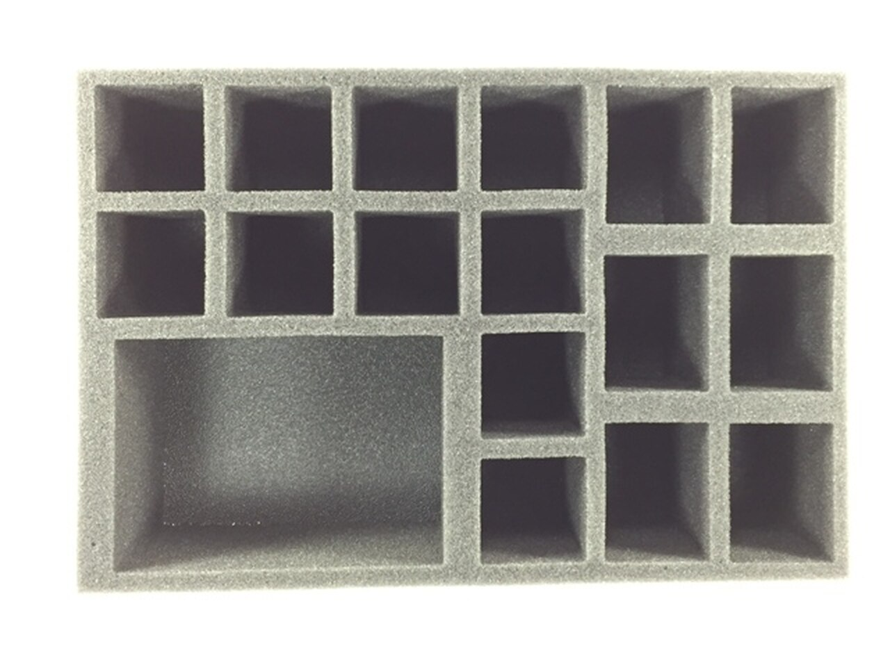 Battlefoam: WH40K: Space Marine: 1 Rhino 6 Assault Marine 10 Troop Foam Tray (BFS-3)