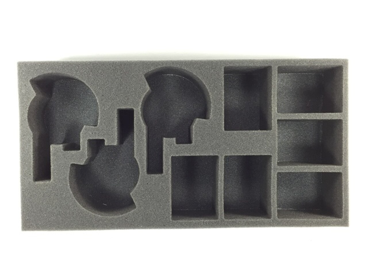 Battlefoam: WH40K: Tau: 3 New Broadside 6 Crisis Suit Foam Tray (BFM-2.5)