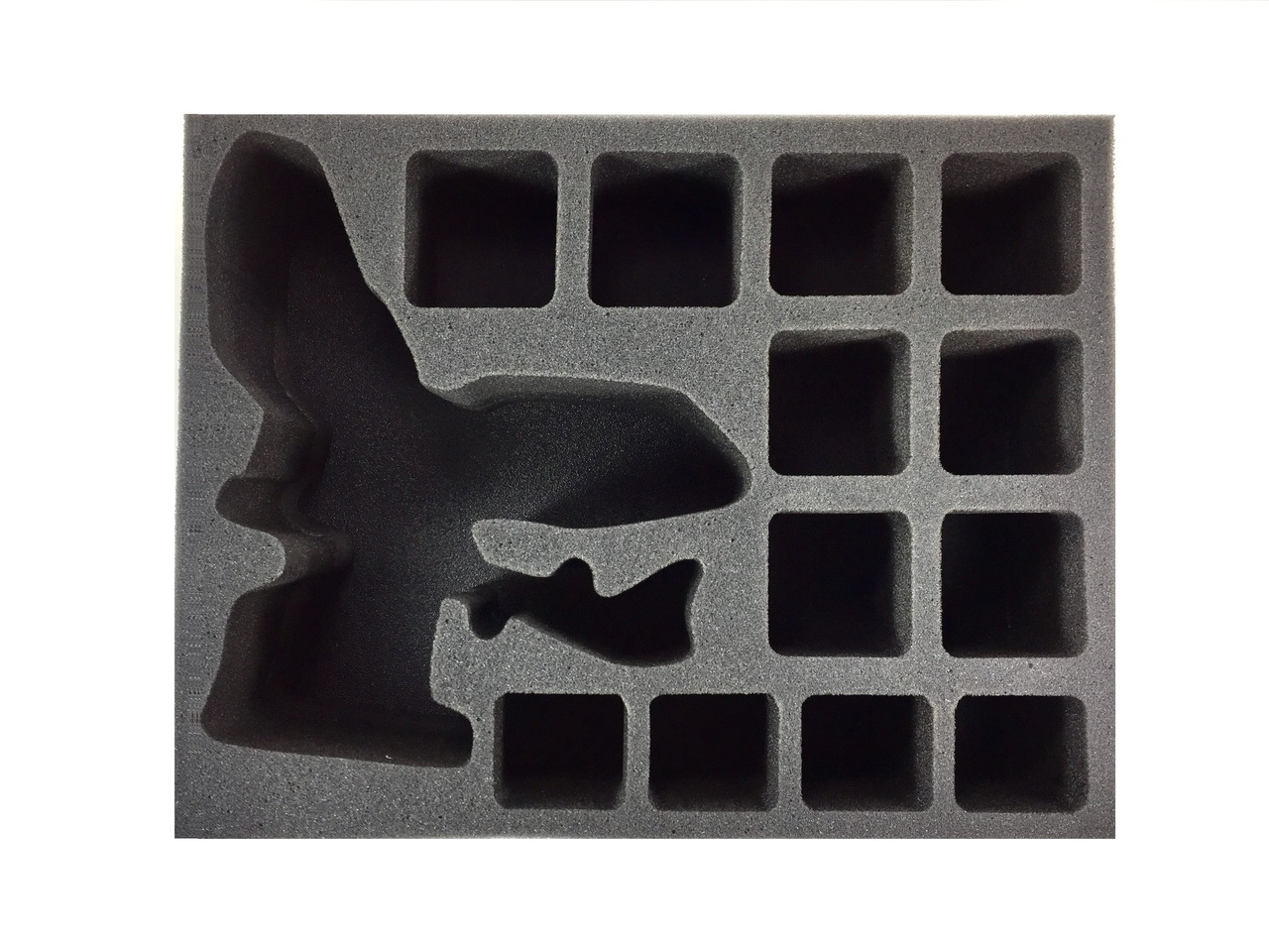 Battlefoam: WH40K: Thousand Sons: Magnus The Red and Exalted Sorcerers Foam Tray (BFL-4.5)