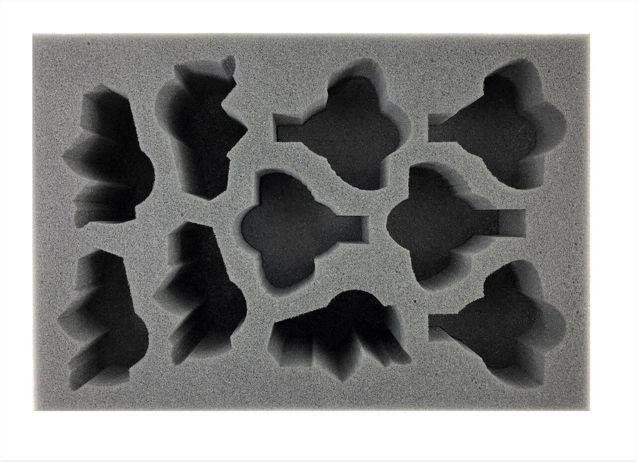 Battlefoam: Warcry Chaotic Beasts Foam Tray (BFS-3.5)
