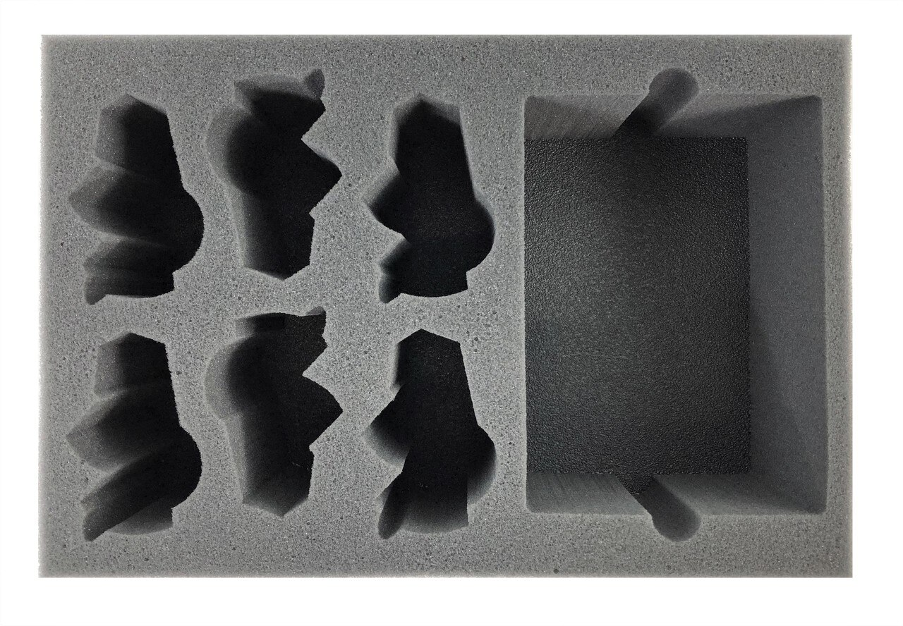 Battlefoam: Warcry Chaotic Beasts Fury Foam Tray (BFS-3.5)