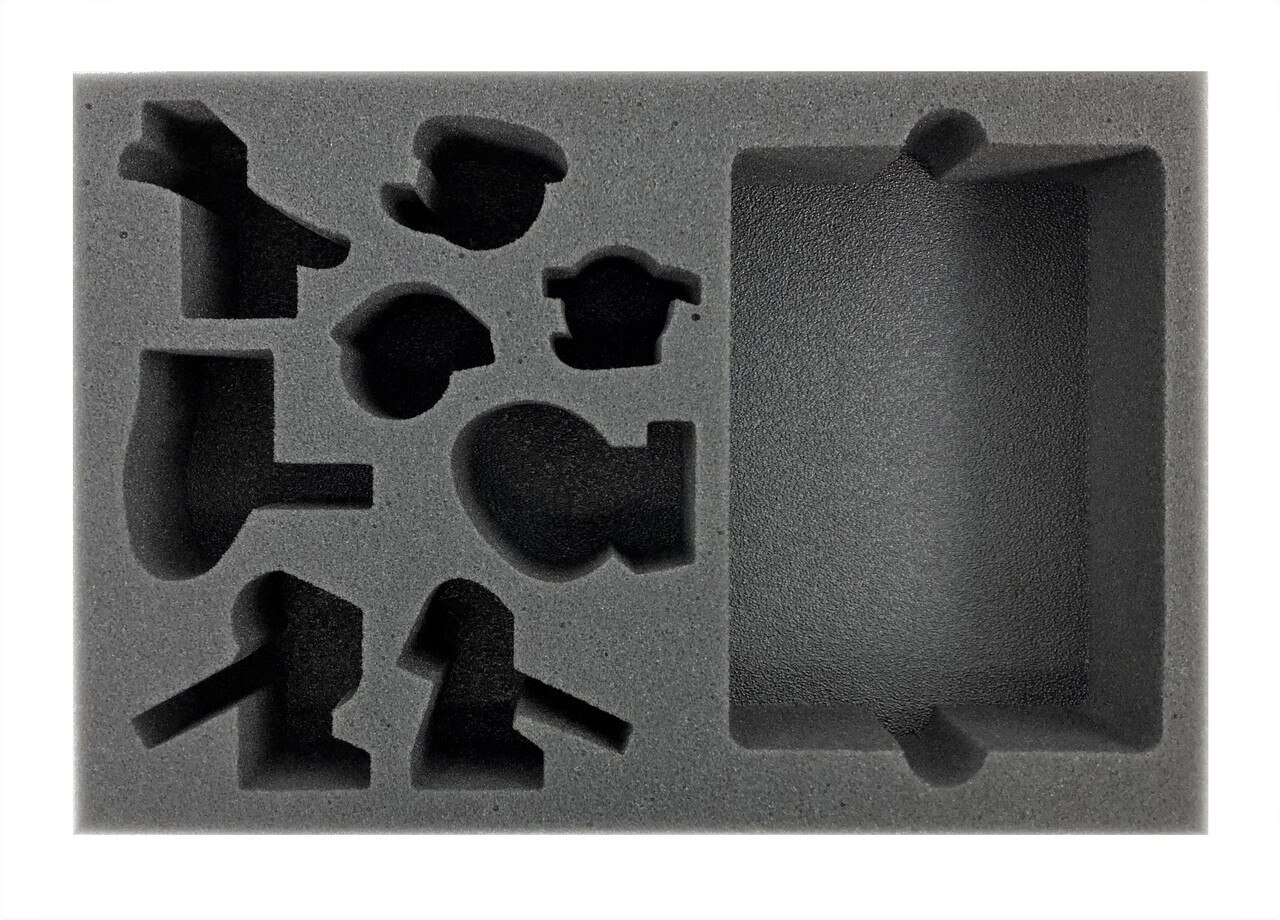 Battlefoam: Warcry Cypher Lords Foam Tray (BFS-2)