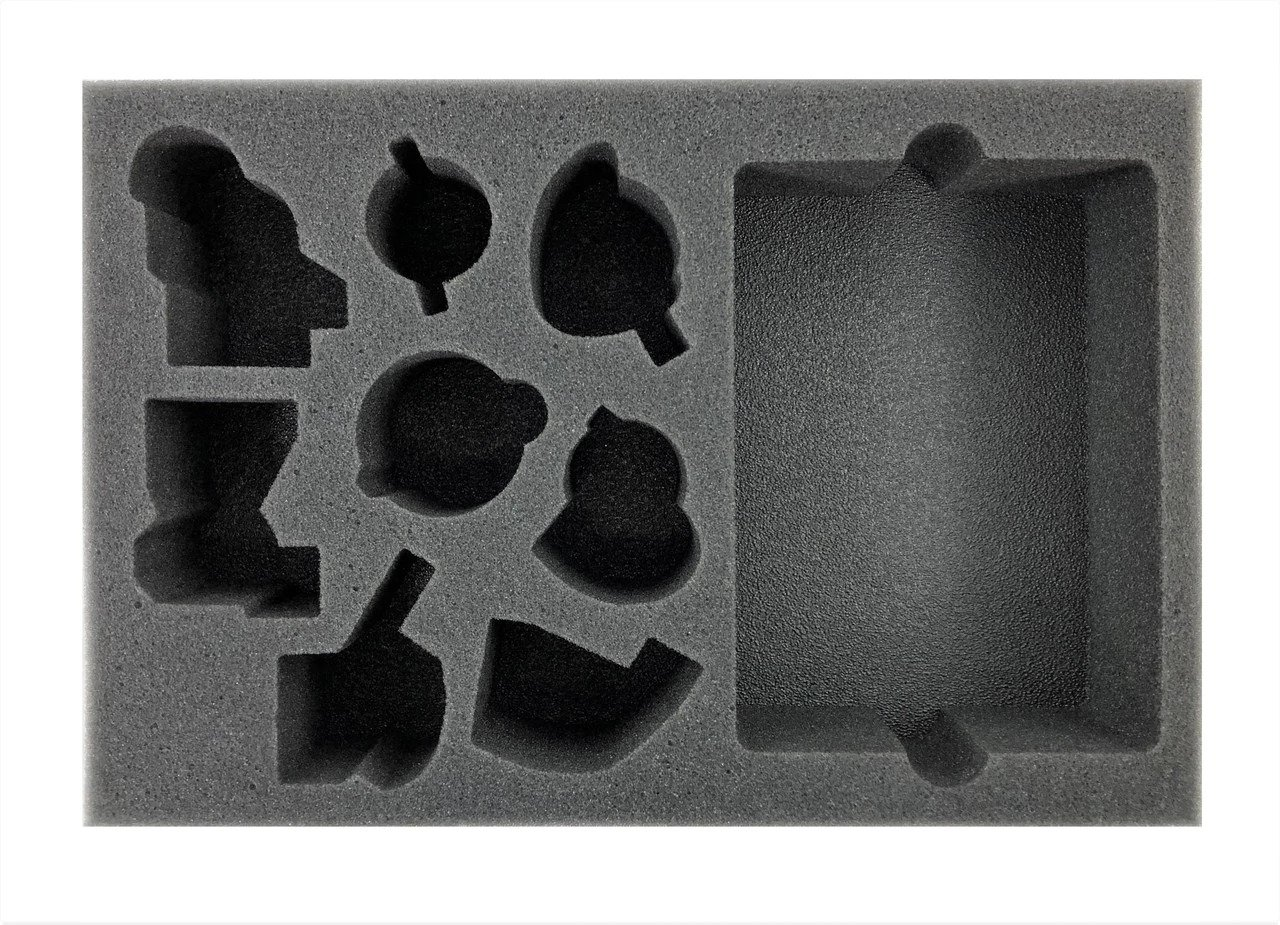Battlefoam: Warcry Iron Golem Foam Tray (BFS-2)