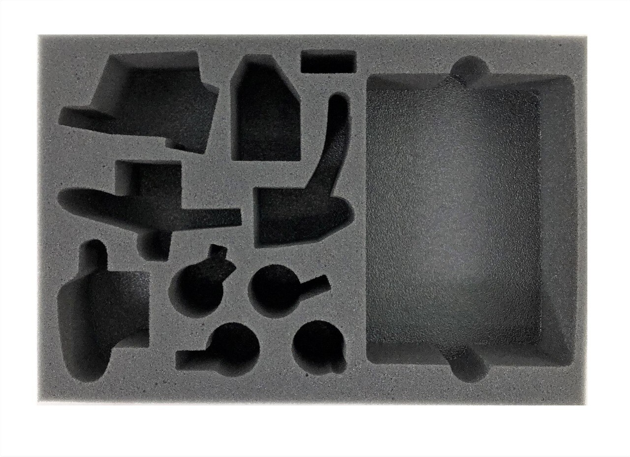 Battlefoam: Warcry Splintered Fang Foam Tray (BFS-2)