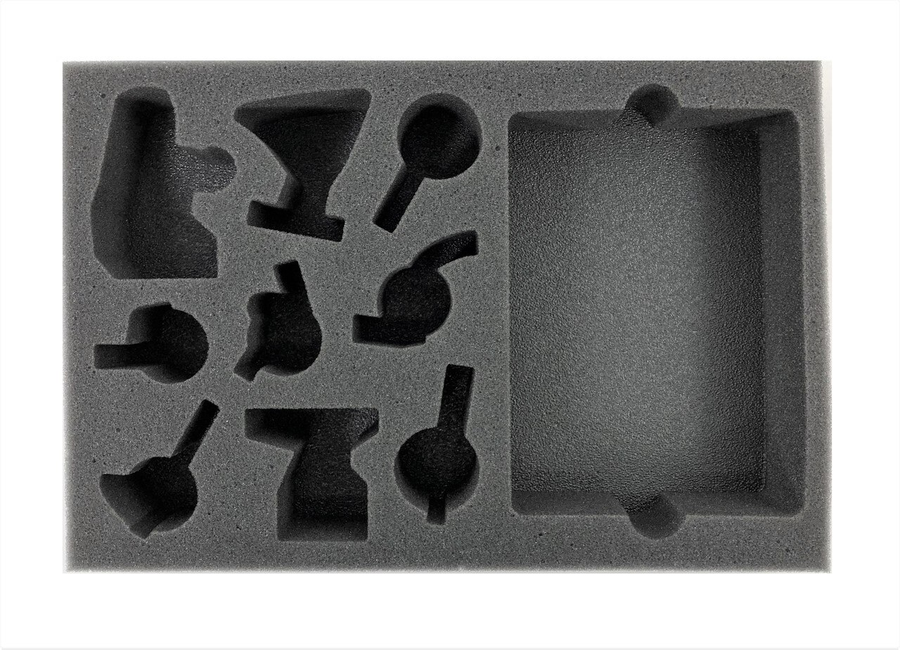 Battlefoam: Warcry The Unmade Foam Tray (BFS-2)