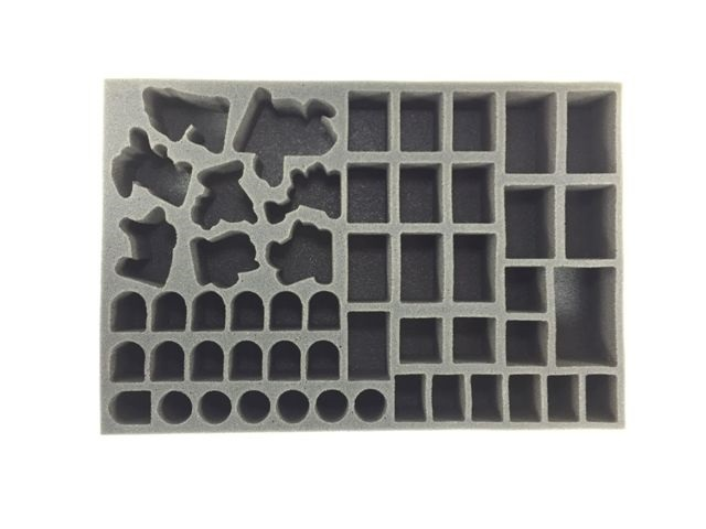 Battlefoam: Warhammer Quest Silver Tower Foam Tray