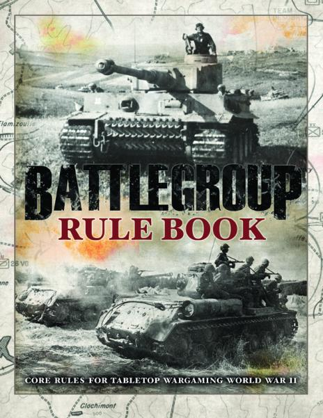 Battlegroup Kursk: Rulebook (2nd Edition)