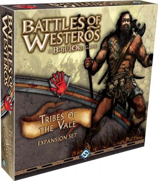 Battles of Westeros: Tribes of The Vale Expansion [SALE]