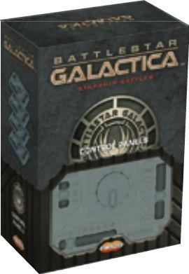 Battlestar Galactica: Startship Battles- Additional Control Panels Set