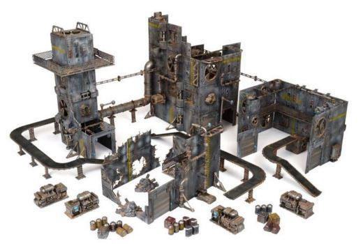 Battlezones: Industrial Quadrant