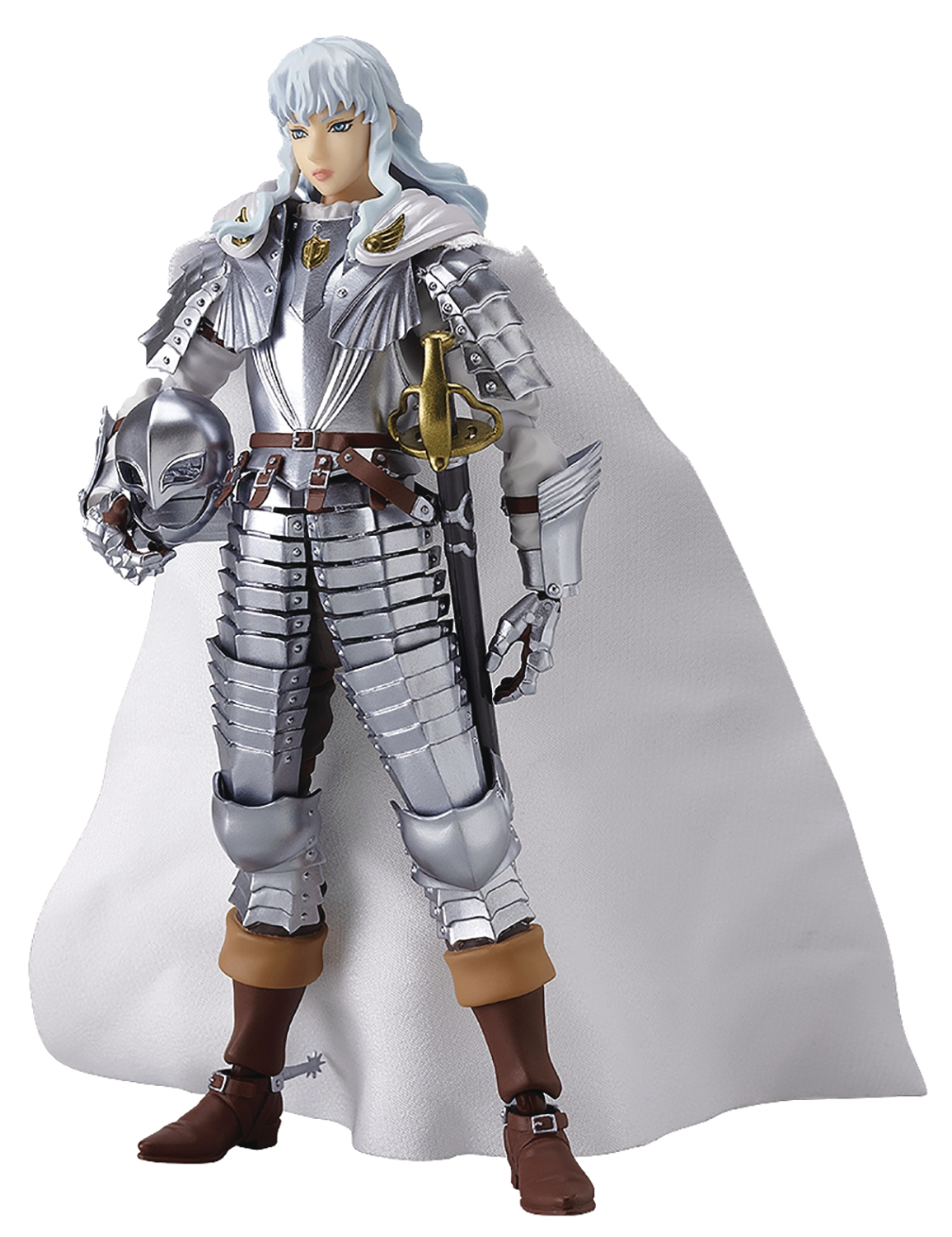 Figma 138: Berserk: Band of the Hawk- Griffith
