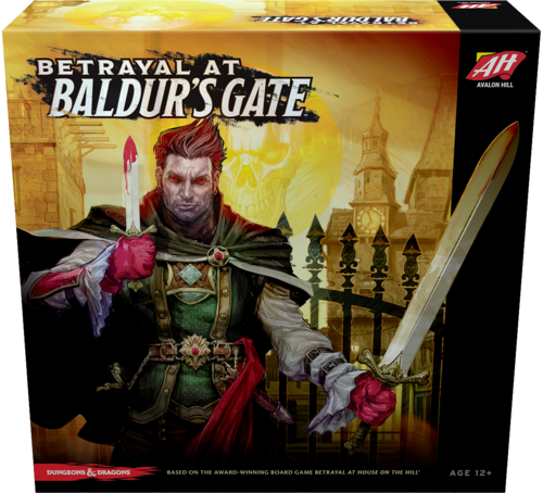 Betrayal at Baldurs Gate [Damaged]