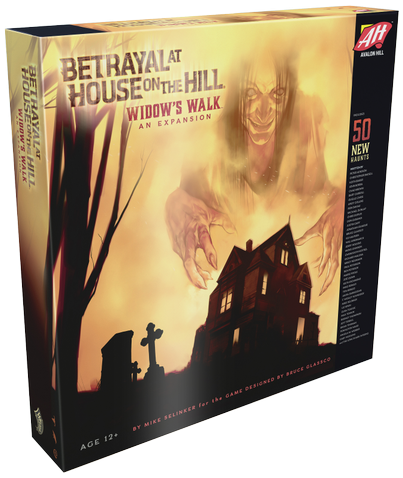 Betrayal at the House on the Hill: Widows Walk [Damaged]