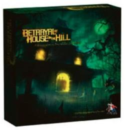 Betrayal at the House on the Hill [Damaged]