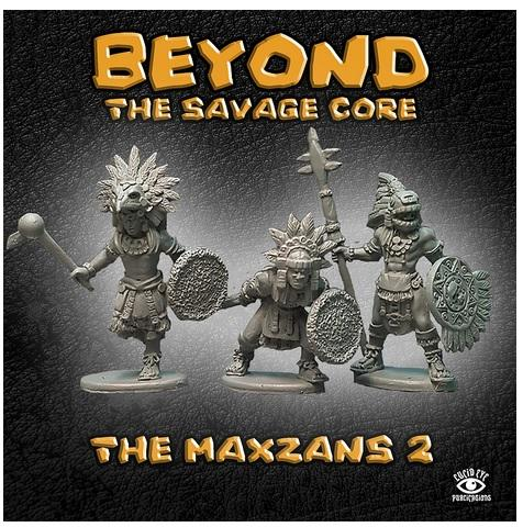 Beyond the Savage Core: The Maxzans 2