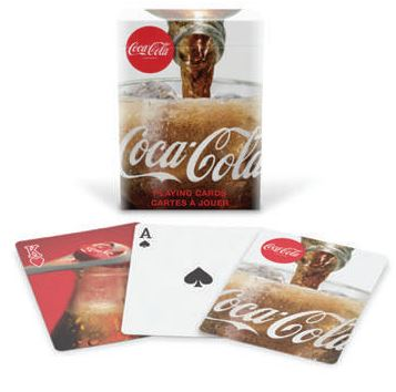 Bicycle Playing Cards: Coca-Cola