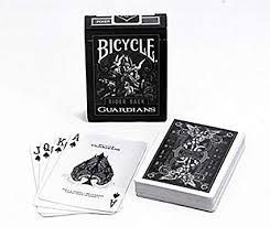 Bicycle Playing Cards: Guardians