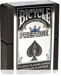 Bicycle Playing Cards: Prestige