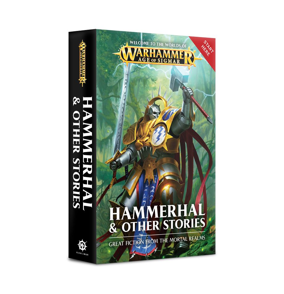 Black Library: AGE OF SIGMAR: HAMMERHAL & OTHER STORIES (SB)
