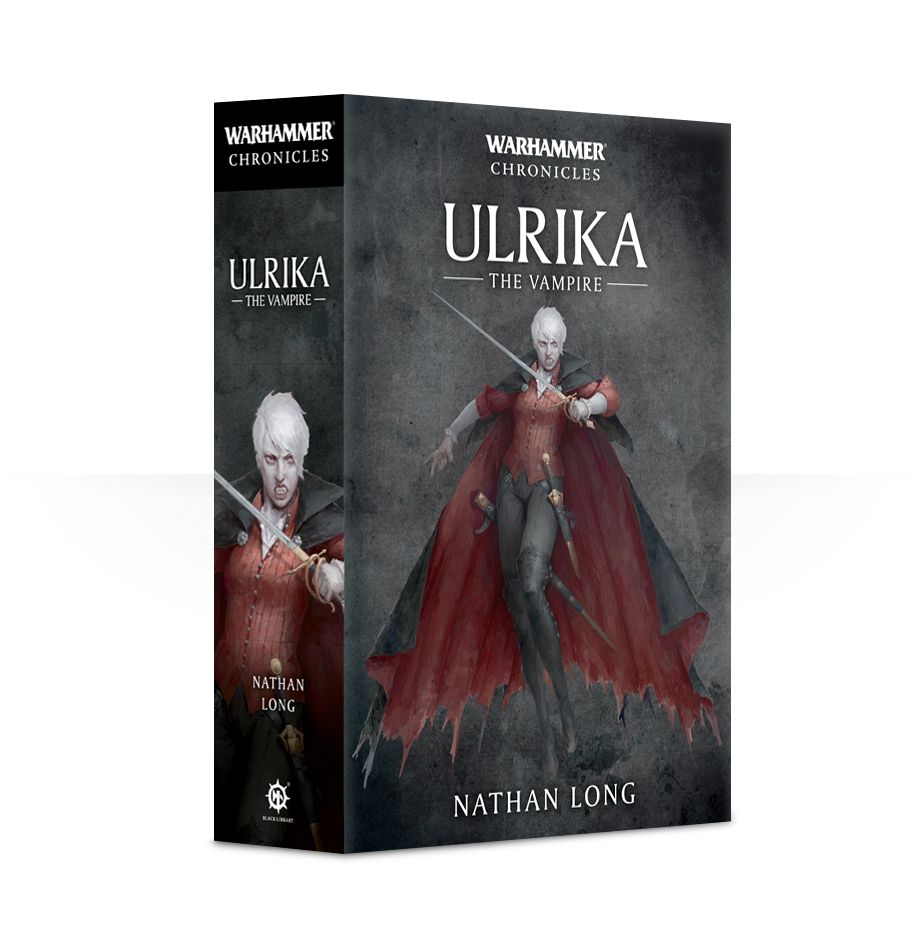 Black Library: AGE OF SIGMAR: ULRIKA THE VAMPIRE: THE OMNIBUS (PB)
