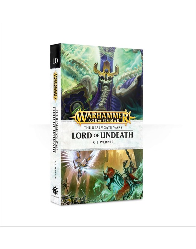 Black Library: The Realmgate Wars 10- Lord of Undeath