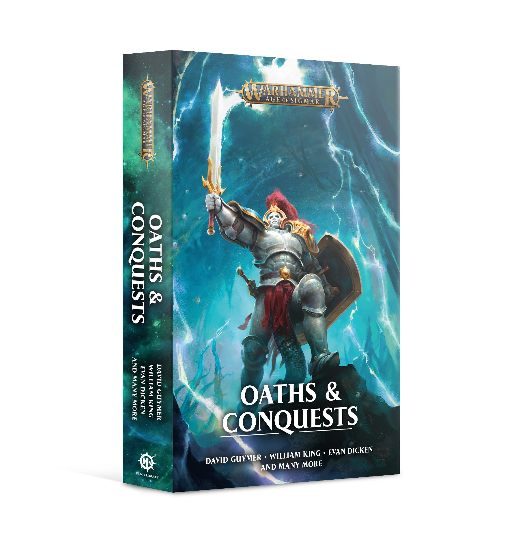 Black Library: Age of Sigmar: Oaths and Conquests (PB)
