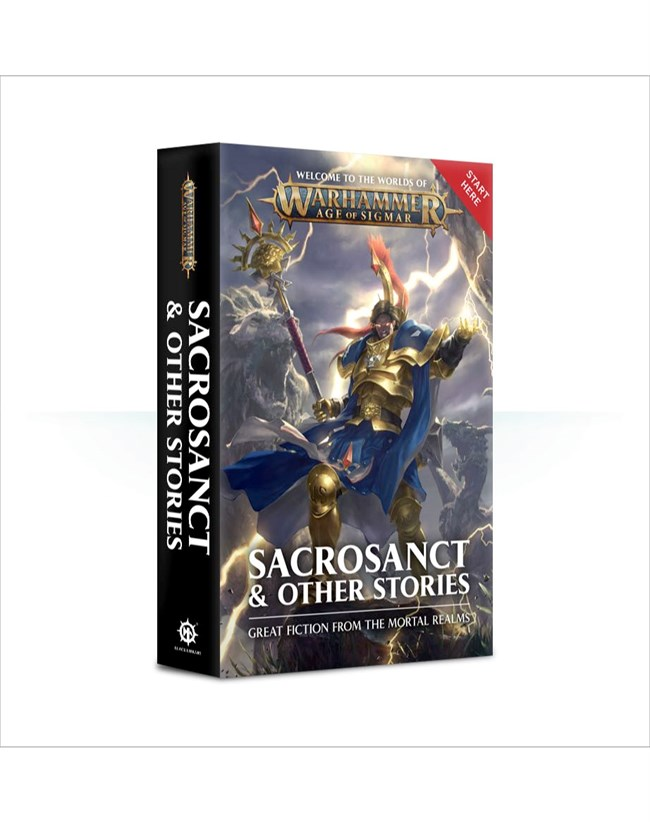Black Library: Age of Sigmar: Sacrosanct & Other Stories