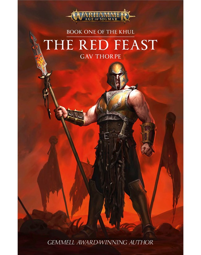 Black Library: Age of Sigmar: The Red Feast