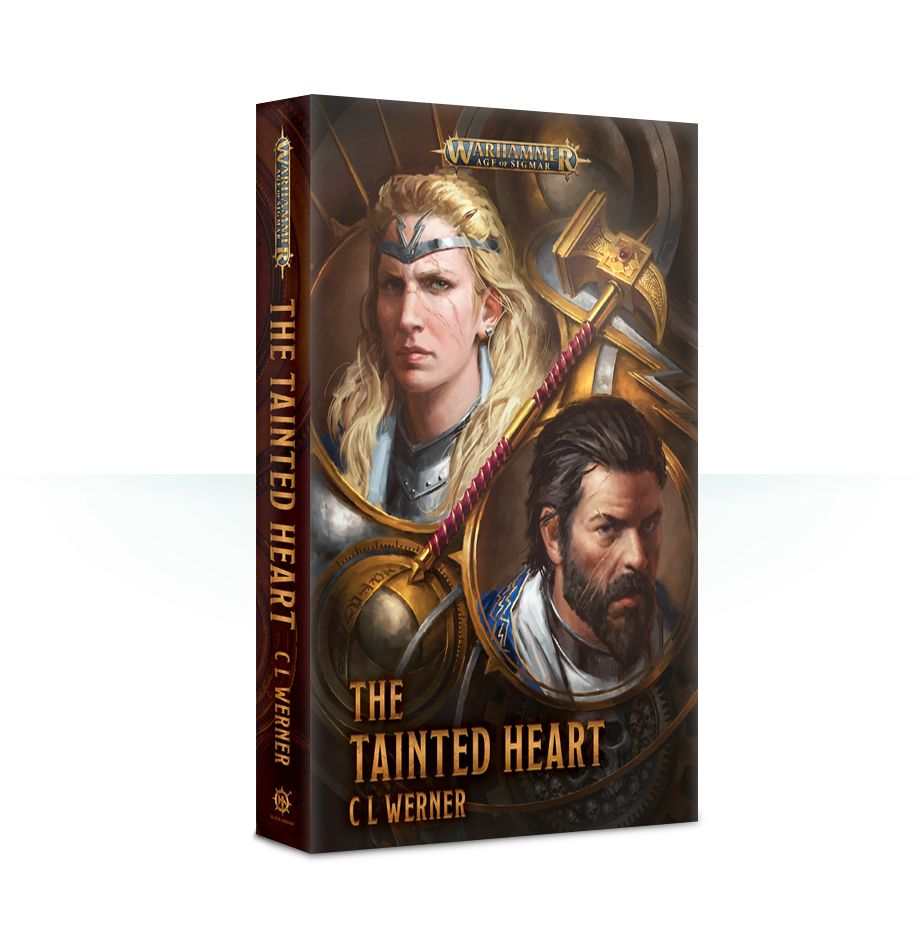 Black Library: Age of Sigmar: The Tainted Heart [SC]