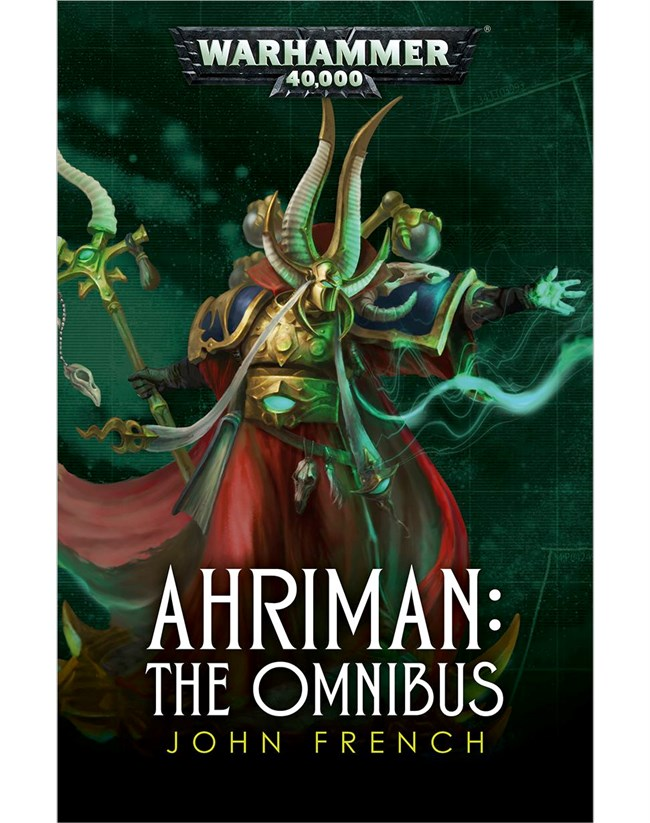 Black Library: Ahriman: The Omnibus (PB)